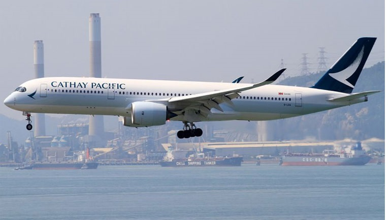 "Cathay Pacific: Σε χαμηλό 10ετίας ""βυθίστηκε"" η μετοχή"