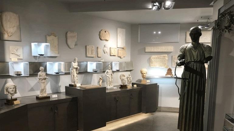 Επαναλειτουργεί το πωλητήριο του Εθνικού Αρχαιολογικού Μουσείου