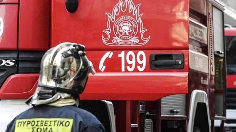 Πυροσβεστική: 56 δασικές πυρκαγιές σε όλη την Ελλάδα