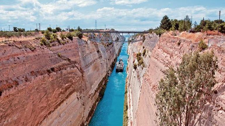 Κόρινθος: Νεκρός ανασύρθηκε ένας άνδρας που έπεσε από τη γέφυρα του Ισθμού
