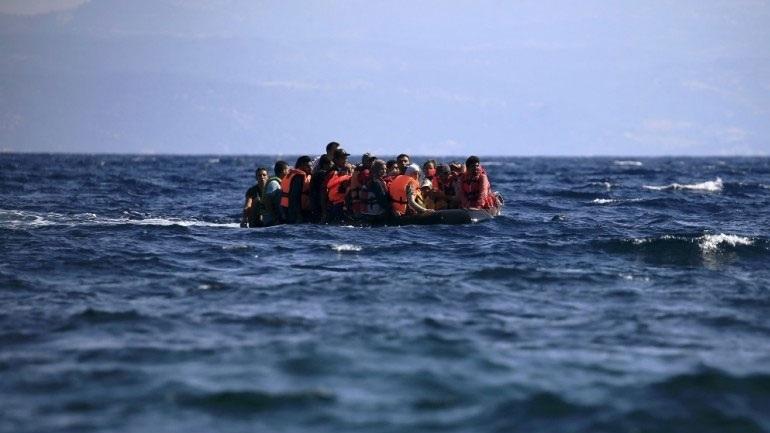 Συνεχίζονται οι μεταναστευτικές ροές στα νησιά του Βόρειου Αιγαίου