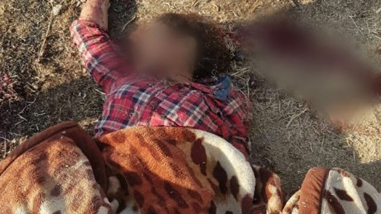 ΠΡΟΣΟΧΗ ΣΚΛΗΡΕΣ ΕΙΚΟΝΕΣ: Μισθοφόροι της Τουρκίας εκτέλεσαν, βίασαν και σκύλευσαν πλήρωμα ασθενοφόρου