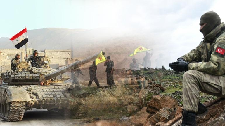 Άσαντ και Ρωσία αναλαμβάνουν την προστασία των κουρδικών περιοχών