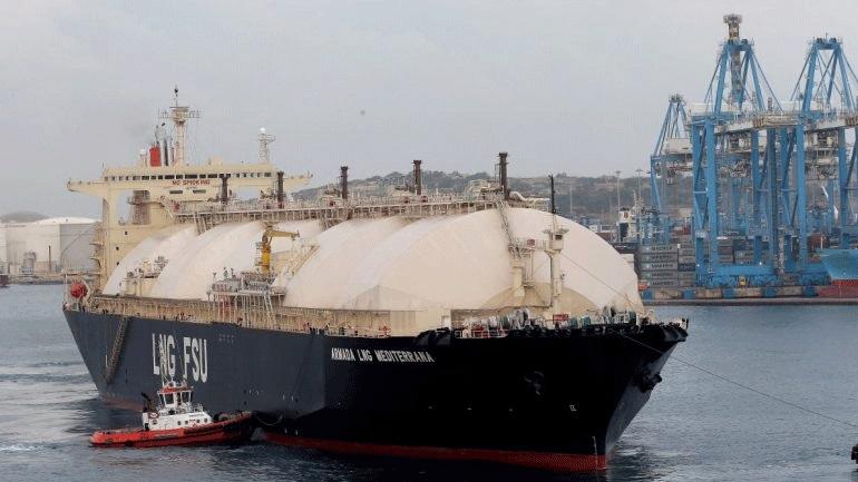 ΗΠΑ: Άρση κυρώσεων μεταφοράς φυσικού αερίου σε τάνκερ ρωσικής εταιρείας