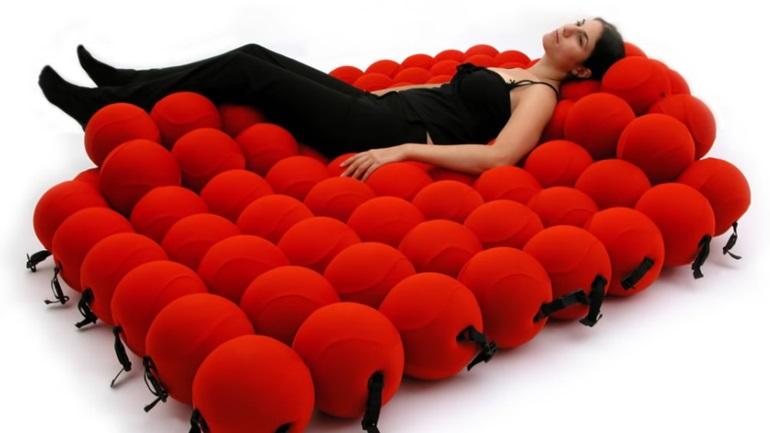 Τα 10 πιο περίεργα κρεβάτια που υπάρχουν