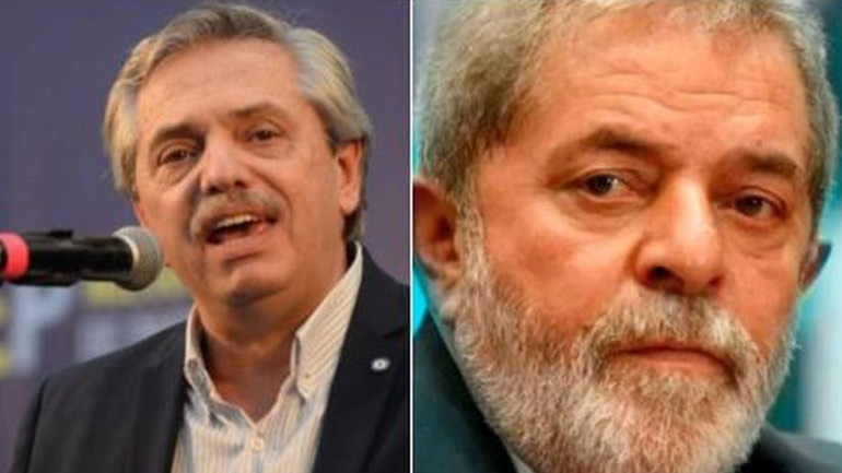 Αργεντινή: Ο πρόεδρος Φερνάντες εξαίρει «το θάρρος» και «την ακεραιότητα» του πρώην προέδρου της Βραζιλίας