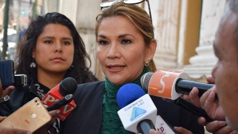 Βολιβία: Υπηρεσιακή πρόεδρος η δεύτερη αντιπρόεδρος της Γερουσίας