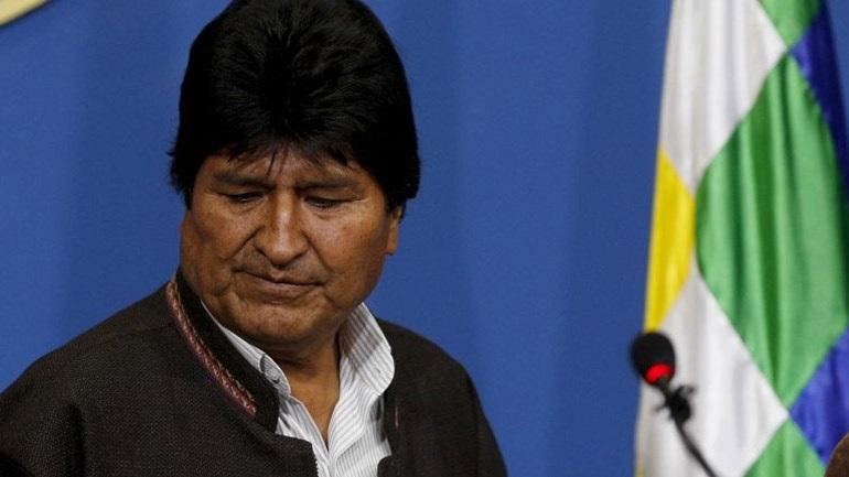 Βολιβία: Ένταλμα σύλληψης για τον Έβο Μοράλες