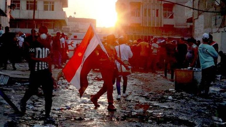 Ιράκ: Νεκροί τρεις διαδηλωτές στις αντικυβερνητικές διαδηλώσεις