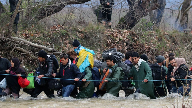 """""""Παράνομη επαναπροώθηση προσφύγων στην Τουρκία"""""""
