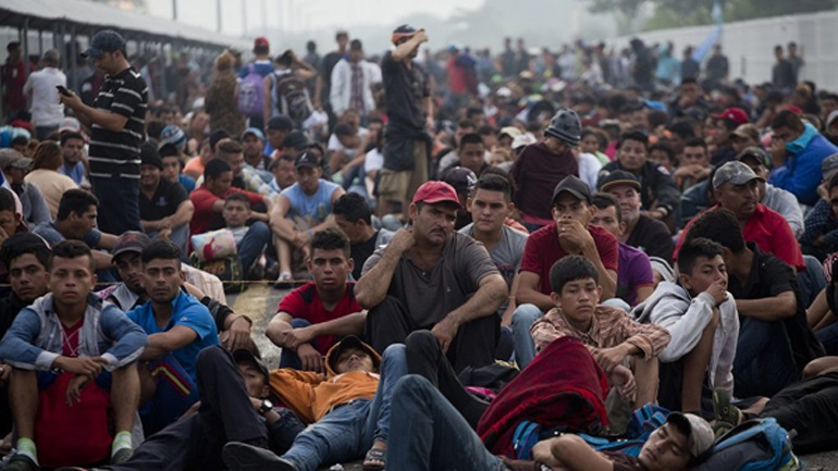Γουατεμάλα: Η κυβέρνηση ενδέχεται να στέλνει αιτούντες άσυλο σε ζούγκλες και άλλες απομακρυσμένες περιοχές