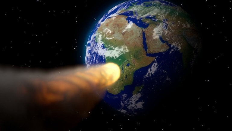 NASA: Αστεροειδής θα χτυπήσει την Γη το 2022 με ενέργεια όσο 15 ατομικές βόμβες