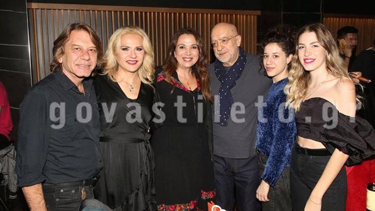 Πάνος Κοκκινόπουλος: Γιόρτασε τα 70ά γενέθλιά του μαζί με τα αγαπημένα του πρόσωπα