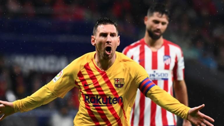 Ισπανία: «Διπλό» με τη σφραγίδα του Μέσι για την Μπαρτσελόνα, 1-0 την Ατλέτικο
