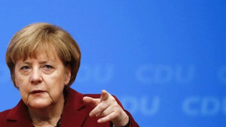 Αισιόδοξη για τη σύνοδο του ΝΑΤΟ η Μέρκελ παρά τις διαφωνίες των κρατών μελών