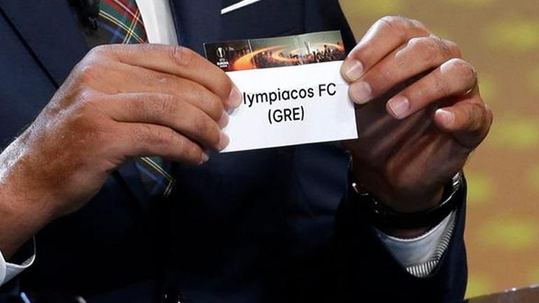 Μαθαίνει τον αντίπαλό του στη φάση των «32» του Europa League o Ολυμπιακός