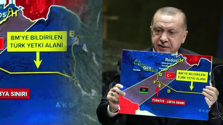 Independent: Ο Ερντογάν ρισκάρει διεθνή εμπλοκή στη Μεσόγειο