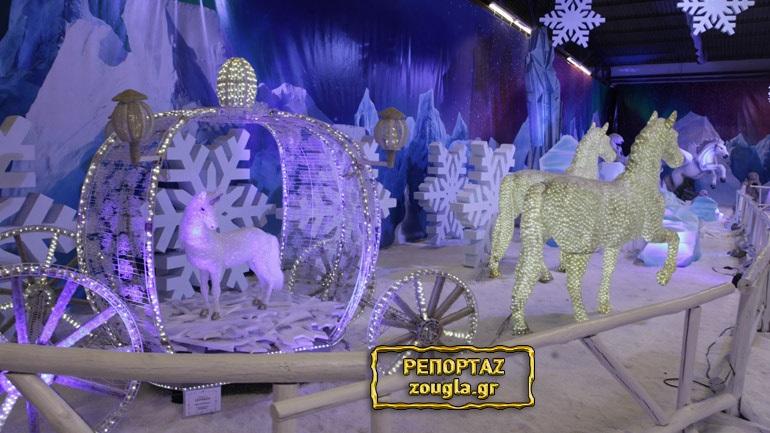 Το Santa Claus Kingdom στο MEC Παιανίας και οι παραμυθένιες ιστορίες