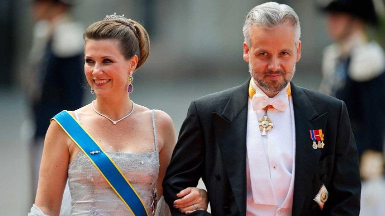 Νορβηγία: Αυτοκτόνησε ο πρώην σύζυγος της πριγκίπισσας Μάρθας Λουίζας