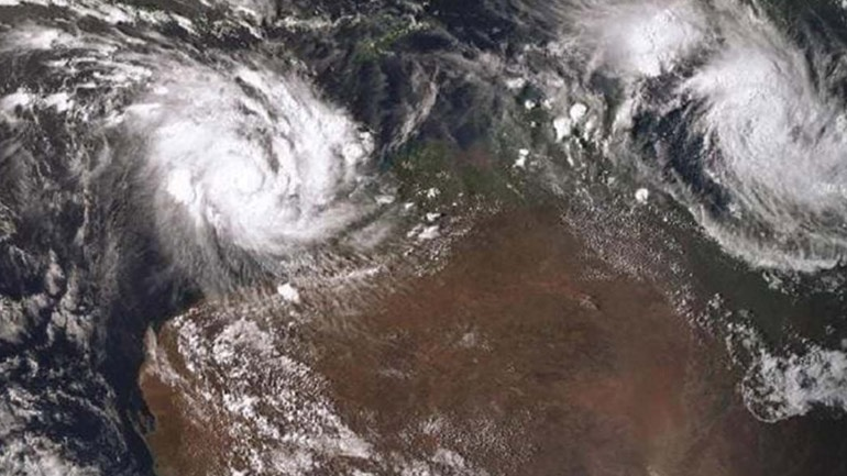 Κυκλώνας απειλεί τη βορειοδυτική Αυστραλία