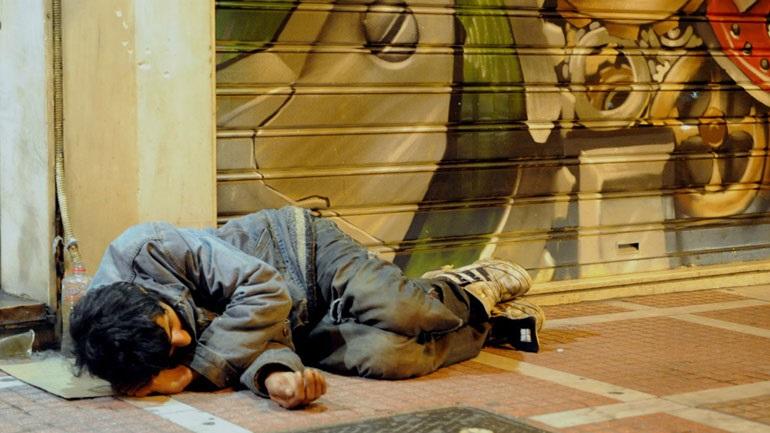 Συνεχίζονται τα έκτακτα μέτρα για τους άστεγους από τον Δήμο Αθηναίων