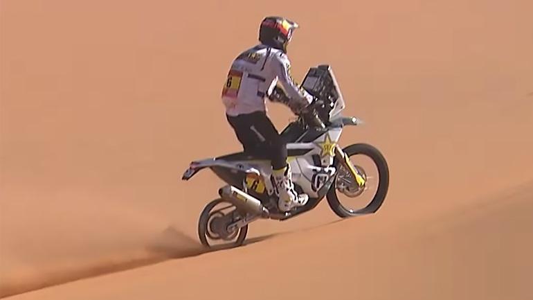 #Dakar2020: Τα highlights των μοτοσυκλετών και των Quads από την 5η και 6η διαδρομή!
