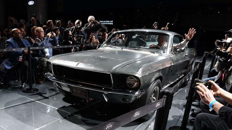 Η πιο ακριβή Mustang της ιστορίας