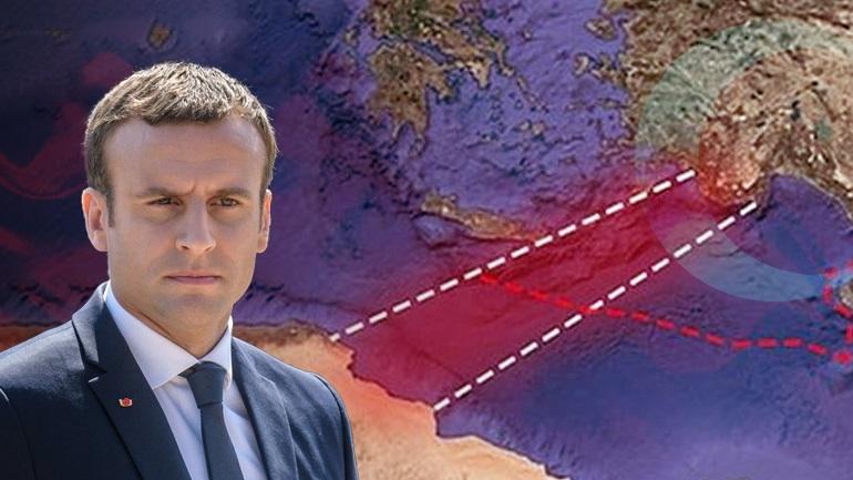 Η Γαλλία απορρίπτει τη συμφωνία Τουρκίας - Λιβύης