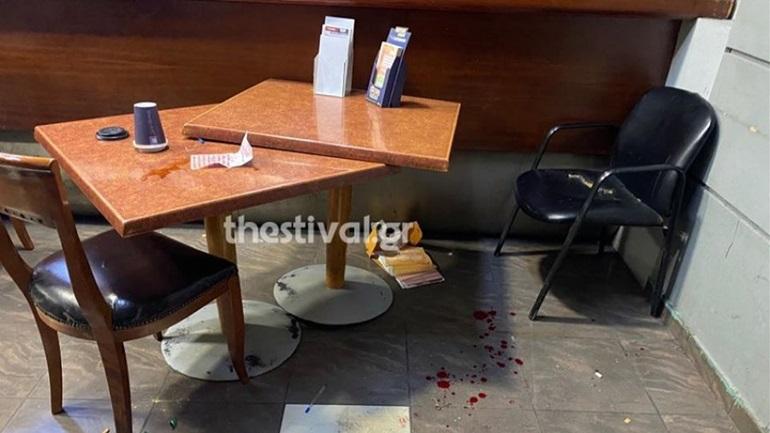 Θεσσαλονίκη: Αιματηρό επεισόδιο μεταξύ αλλοδαπών σε πρακτορείο ΟΠΑΠ