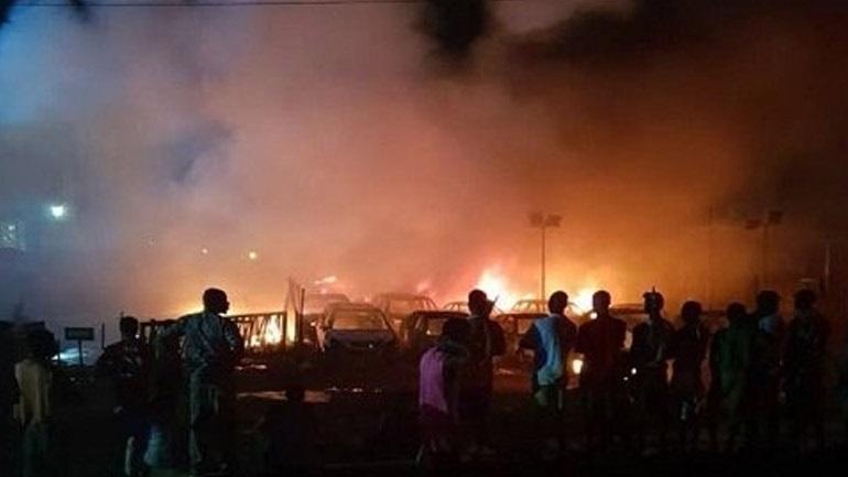 Νιγηρία: Τουλάχιστον τρεις νεκροί από φωτιά σε αγωγό μεταφοράς πετρελαίου