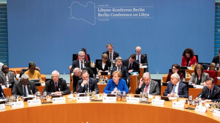 Λιβύη: Το Συμβούλιο Εξωτερικών Υποθέσεων της Ε.Ε. συζητά τα αποτελέσματα της Διάσκεψης του Βερολίνου