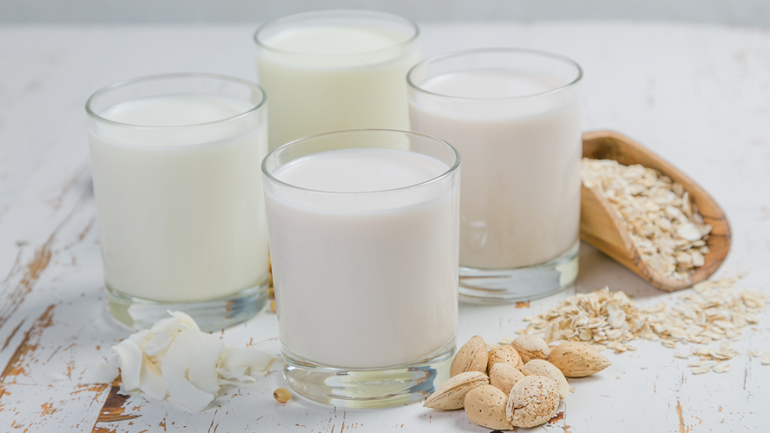 Η κατανάλωση γάλακτος με 1% λιπαρά αντί για 2% αντιπροσωπεύει 4,5 χρόνια λιγότερη γήρανση