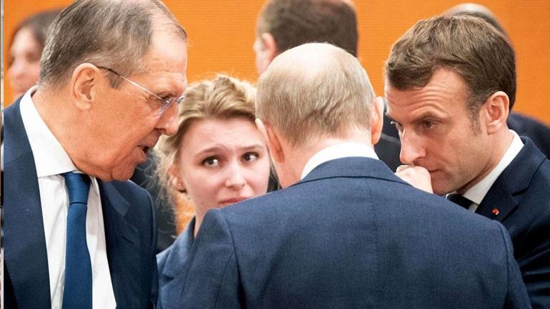 Το παρασκήνιο της Διάσκεψης του Βερολίνου μέσα από εικόνες