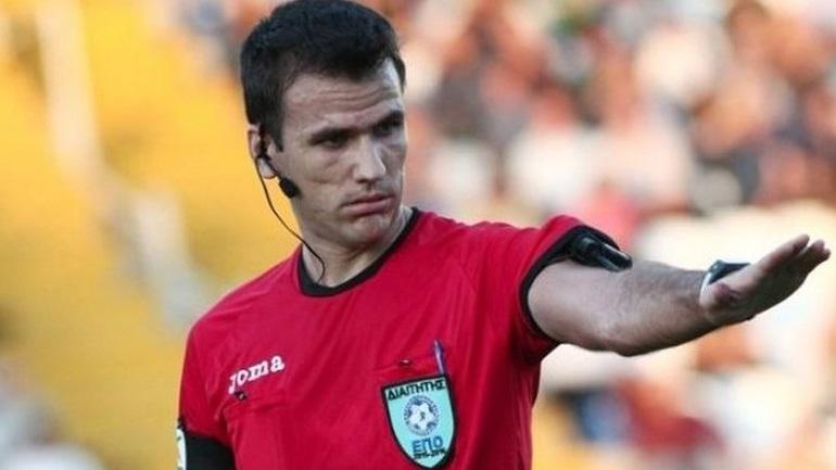 Super League: Ο Μανούχος διαιτητής στο παιχνίδι ΟΦΗ-Ολυμπιακός