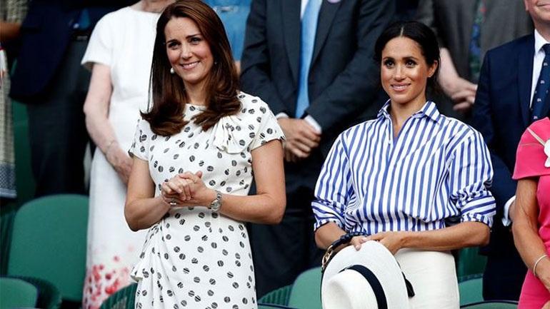 Οι επτά φορές που τα media αδίκησαν την Meghan Markle σε σχέση με την Kate Middleton