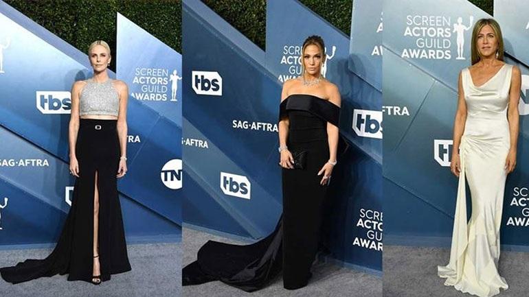 SAG Awards 2020: Οι ωραιότερες εμφανίσεις που έκαναν οι διάσημες