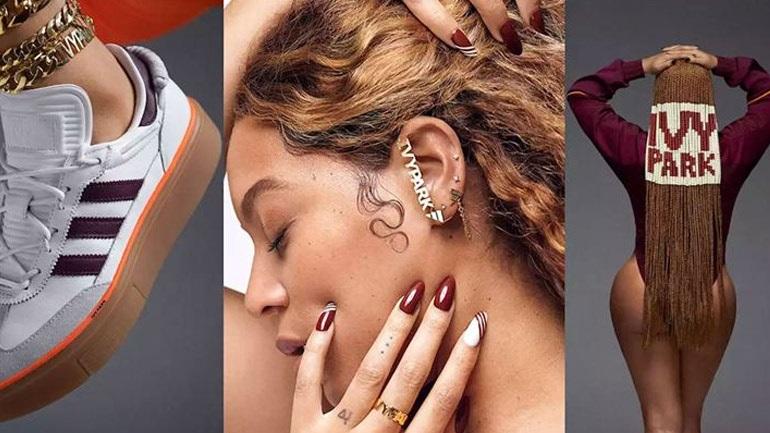 H sexy φωτογράφιση της Beyoncé για τη συλλογή Adidas x Ivy Park