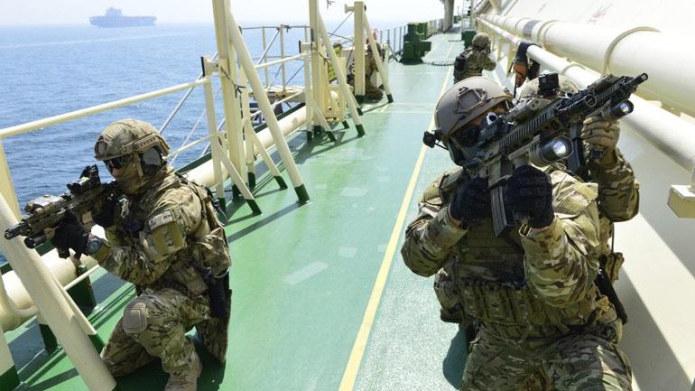 Νότια Κορέα: Οι ένοπλες δυνάμεις θα αναπτύξουν ναυτική αποστολή στο Στενό του Ορμούζ