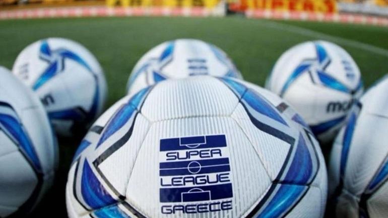 Super League: Σέντρα την Τετάρτη στην 20η αγωνιστική