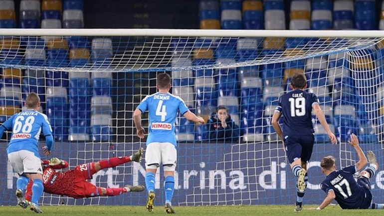 Στα ημιτελικά του Coppa Italia η Νάπολι