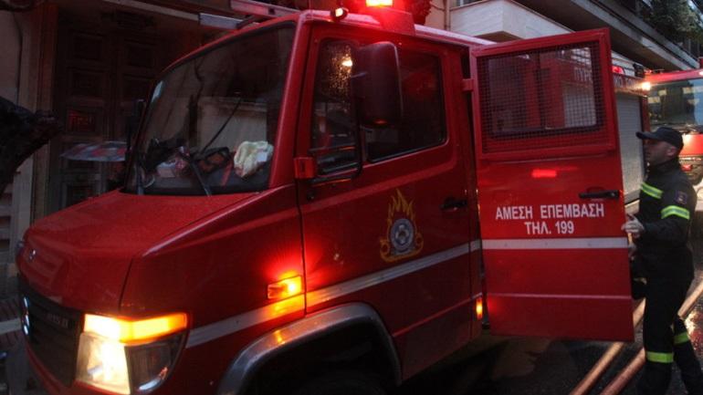 Νεκρός μετά από πυρκαγιά σε μονοκατοικία στην Ξάνθη