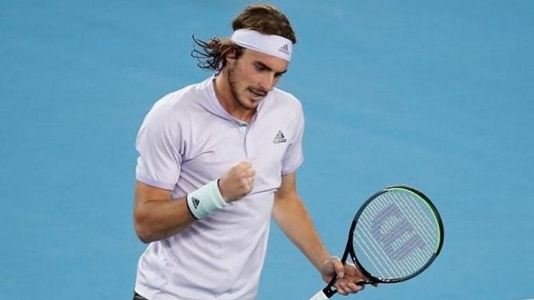 Στον τρίτο γύρο του Australian Open χωρίς αγώνα ο Τσιτσιπάς