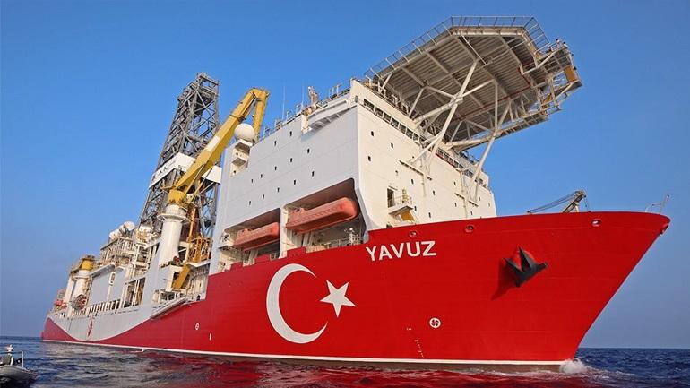 Στέιτ Ντιπάρτμεντ για «Γιαβούζ»: Καλούμε τις τουρκικές αρχές να σταματήσουν όλες τις γεωτρητικές δραστηριότητες εντός των υδάτων της Κύπρ