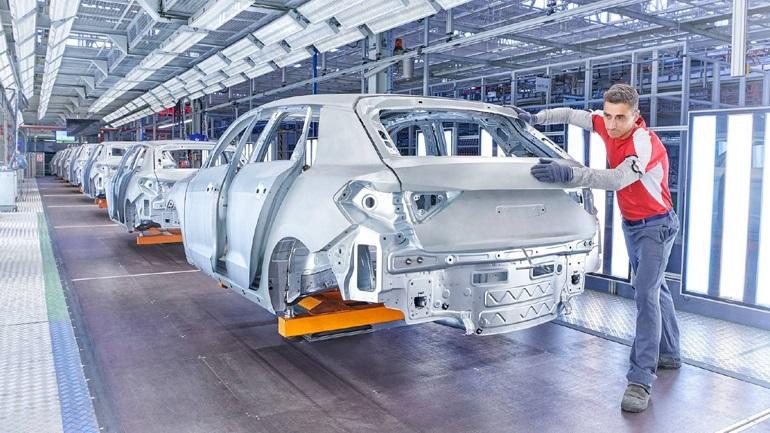 Το δεύτερο μεγαλύτερο εργοστάσιο αυτοκινήτων της Ευρώπης