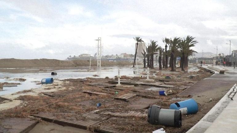 Ισπανία: Οκτώ νεκροί από το καταστροφικό πέρασμα της καταιγίδας Γκλόρια