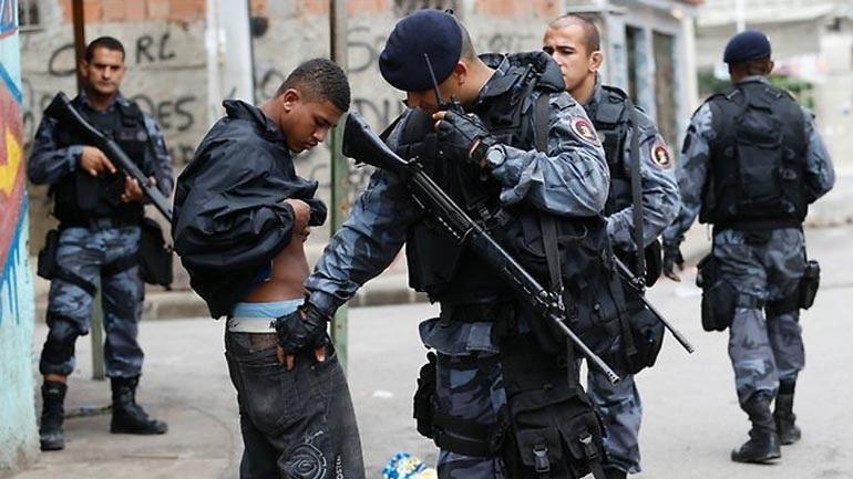 Ρεκόρ θανάτων από αστυνομική βία καταγράφηκε στη Βραζιλία