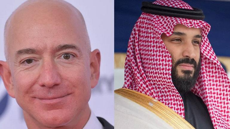 Η Σαουδική Αραβία αρνείται ότι χάκαρε το κινητό τηλέφωνο του Τζεφ Μπέζος