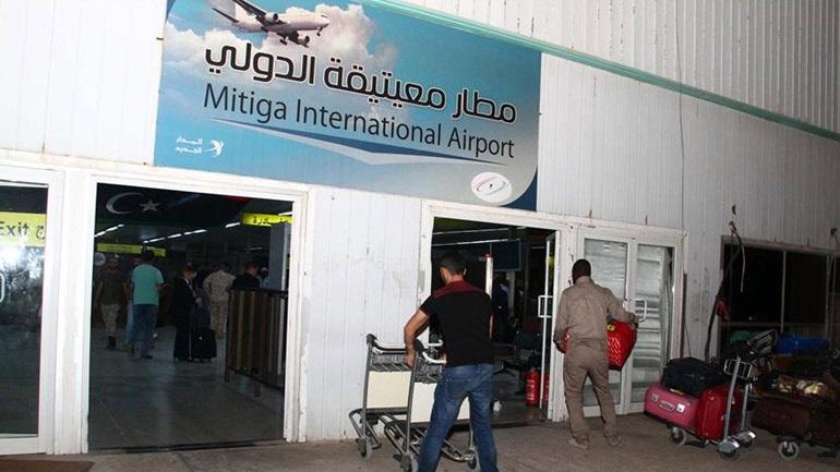 Λιβύη: Το αεροδρόμιο Μιτίγκα έκλεισε εκ νέου εξαιτίας απειλών των δυνάμεων του στρατάρχη Χαφτάρ