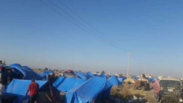Περισσότερες από 10.000 κατοικίες για εκτοπισμένους της Ιντλίμπ κατασκευάζουν τουρκικές οργανώσεις αρωγής