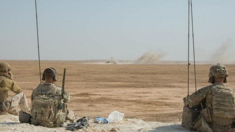 ΗΠΑ: Δεν έχει παρατηρηθεί αύξηση βίας από το Ισλαμικό Κράτος σε Συρία και Ιράκ
